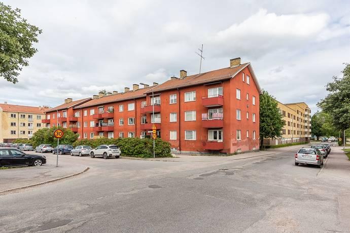 Bild: 2 rum bostadsrätt på Tredje Tvärgatan 26 B, Gävle kommun Brynäs