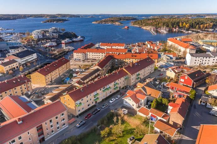 Bild: 6 rum villa på Norra Bergsgatan  13, Strömstads kommun Strömstad