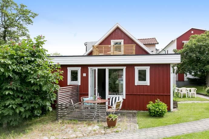 Bild: 1 rum bostadsrätt på Stationsterrassen 10 lgh 438, Båstads kommun Båstad - Centralt