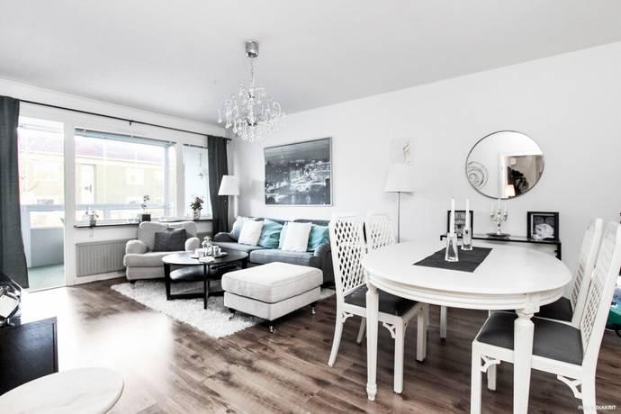 Bild: 2 rum bostadsrätt på Sagovägen 23, Kalmar kommun Berga