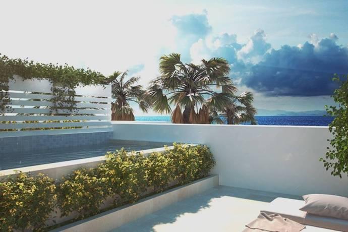 Bild: 3 rum villa på Costa del Sol, La Cala de Mijas, Spanien