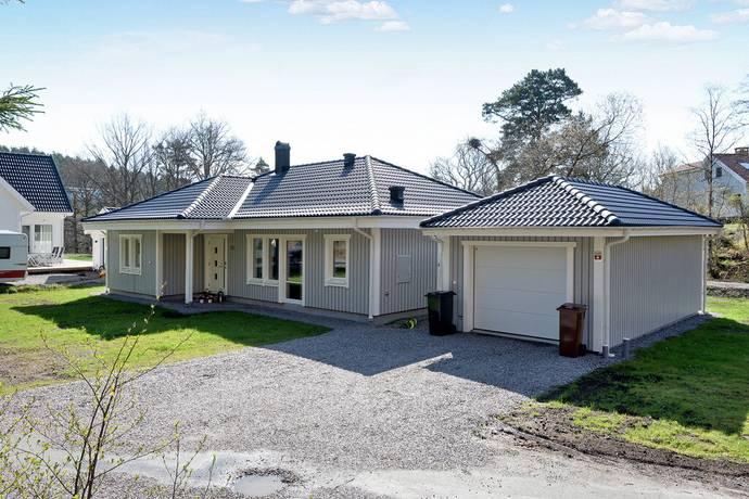 Bild: 4 rum villa på Sundetvägen 51, Lerums kommun Norsesund