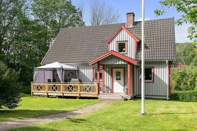 Bild: 5 rum villa på Stalevägen 4, Munkedals kommun
