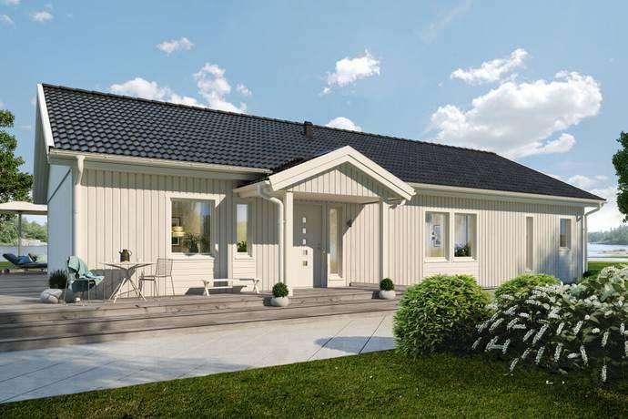 Bild: 4 rum villa på Kälkbacken 5, Enköpings kommun Gamla Nynäs