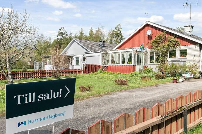 Bild: 4 rum villa på Carl Bondes väg  3, Nynäshamns kommun