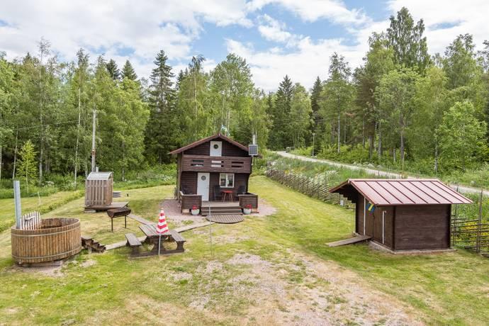 Bild: 2 rum fritidshus på Järpvägen 2, Sundsvalls kommun Njurunda - Näset