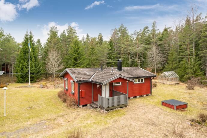 Bild: 2 rum villa på Götuddevägen 59, Norrköpings kommun Göten