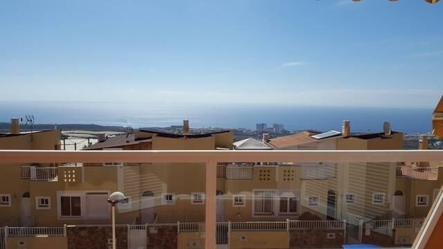 Bild: 4 rum radhus på Radhus med havsutsikt, Spanien Adeje | Teneriffa