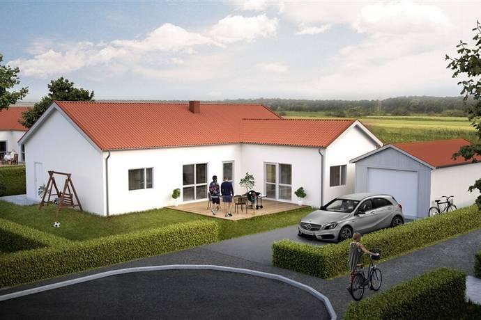Bild: 5 rum villa på Kronogårdsvägen 14 tomt 22, Vellinge kommun Arrie