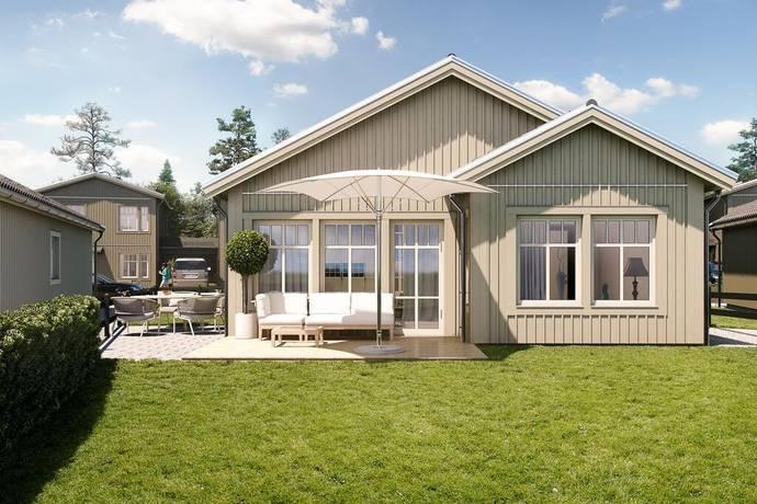 Bild: 4 rum villa på Dora Lindgrens väg, Falu kommun Lilla Källviken