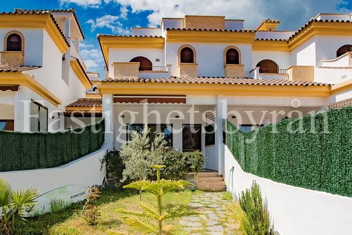 Bild: 3 rum radhus, Spanien Polop | Costa Blanca