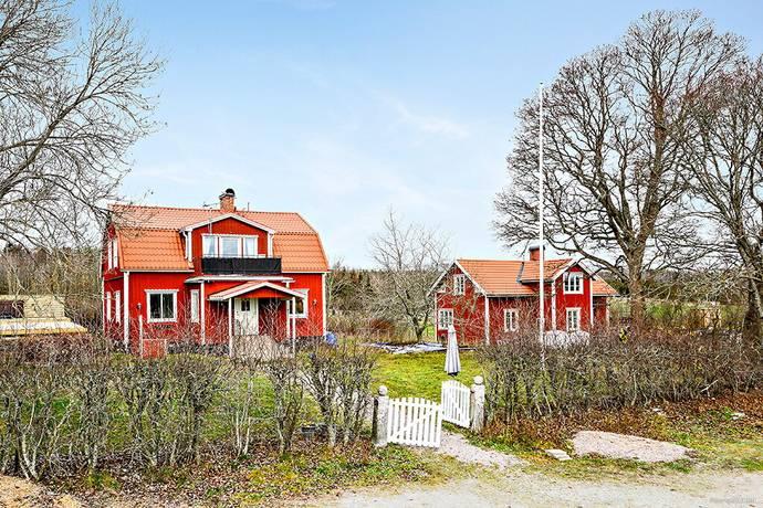 Bild: 5 rum gård/skog på Skånela Stensta 291, Sigtuna kommun Rosersberg-Kimsta