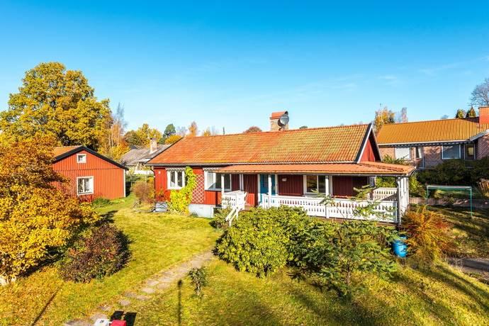 Bild: 3 rum villa på Skogsvägen 29, Bengtsfors kommun Dals Långed