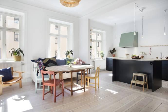 Bild: 3 rum bostadsrätt på Bergsgatan 26, 1 tr, Stockholms kommun Kungsholmen