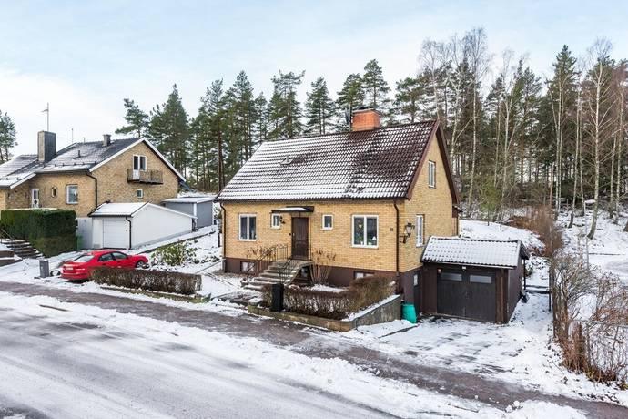Bild: 5 rum villa på Pehr Hannergatan 9, Boxholms kommun Boxholm