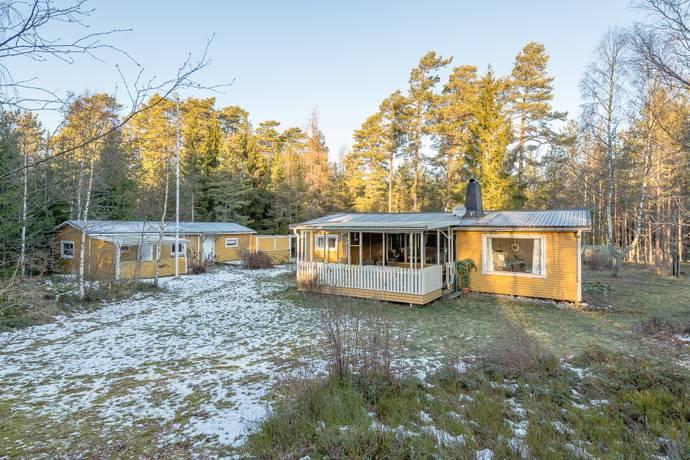 Bild: 3 rum villa på Singelstigen  7, Nyköpings kommun Örstigsnäs