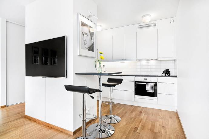 Bild: 2 rum bostadsrätt på Oxenstiernas allé 10, Sundbybergs kommun Ursvik