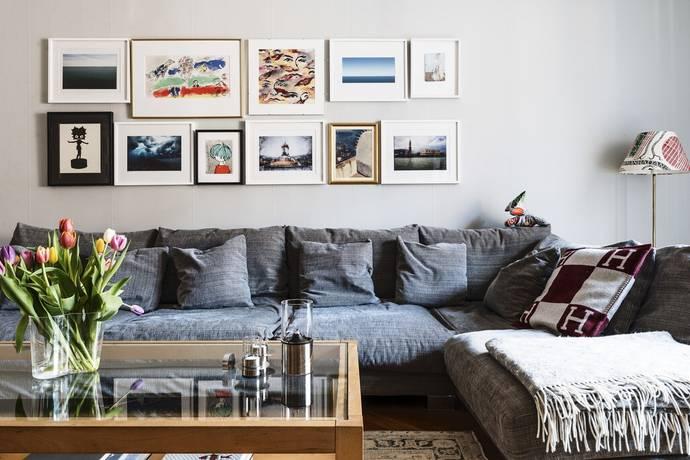 Bild: 5 rum bostadsrätt på David Bagares gata 12 A, 3 tr, Stockholms kommun Östermalm/Norrmalm