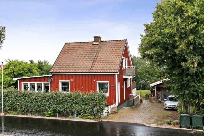 Bild: 6 rum villa på Tranegatan 3, Åstorps kommun Åstorp-Grytevad