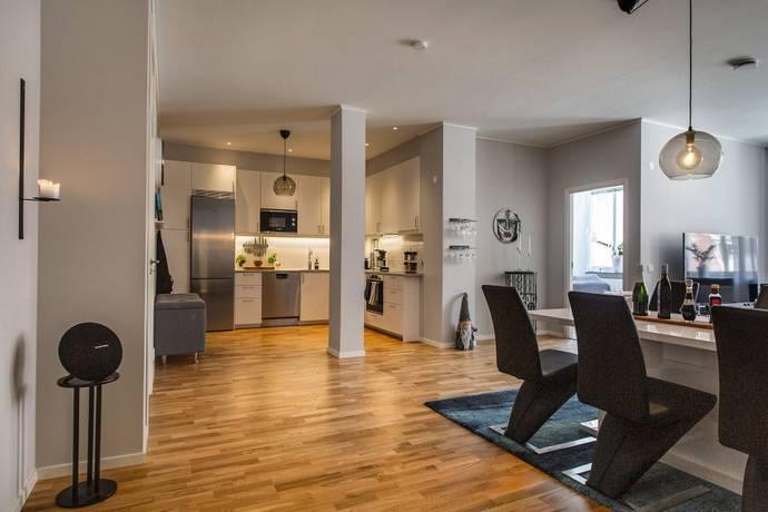 Bild: 2,5 rum bostadsrätt på Hattmakaregatan 12, Gävle kommun Centrum