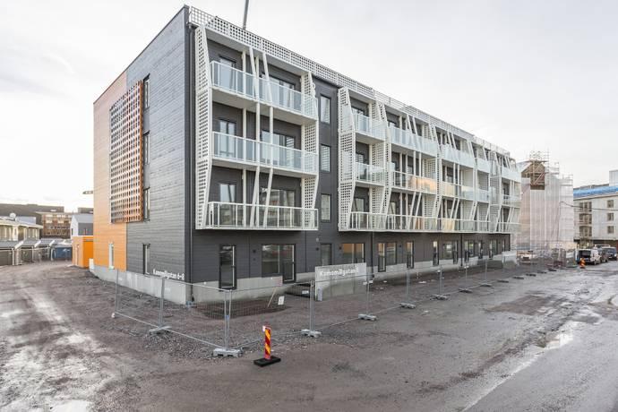 Bild: 58,6 m² bostadsrätt på Kamomillgatan, Örebro kommun Sörby