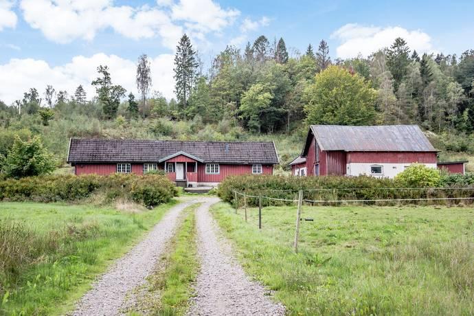 Bild: 7 rum villa på Torgestorp 2A, Varbergs kommun SKällinge