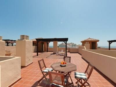 Bild: 2 rum bostadsrätt på Penthouse, Mijas - Riviera del Sol - Costa del Sol, ES, Spanien Riviera del Sol