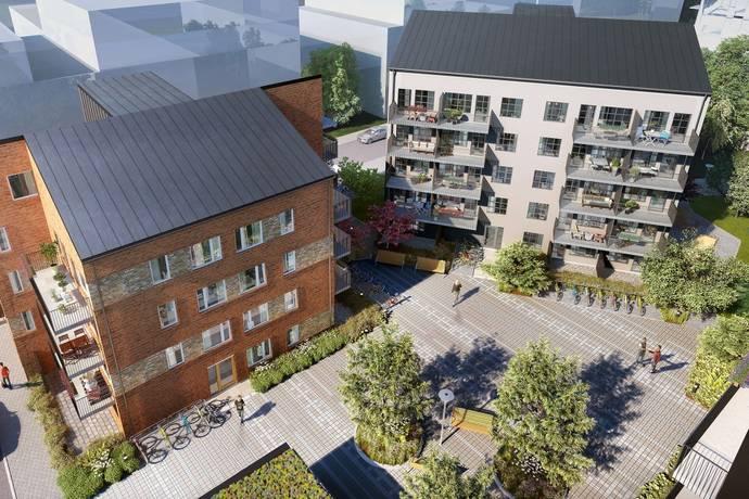 Bild: bostadsrätt på Brf Dekorera, Värmdö kommun Gustavsberg