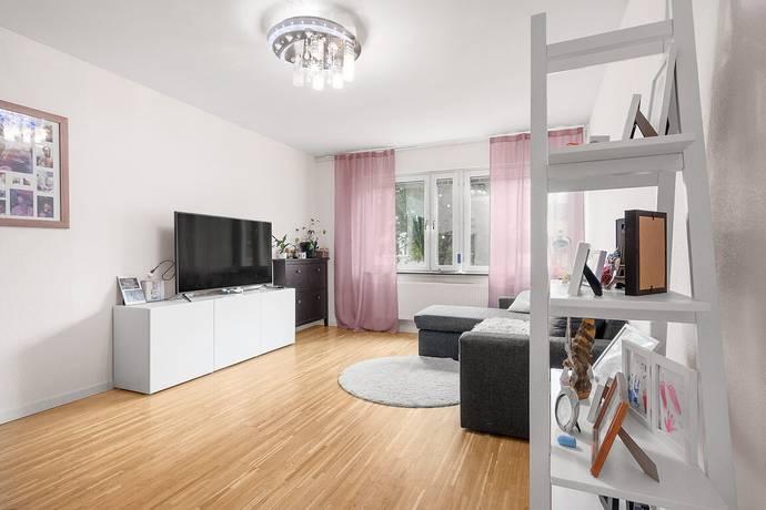 Bild: 3 rum bostadsrätt på Burströmsvägen 24, Luleå kommun Burströmska Gärdan