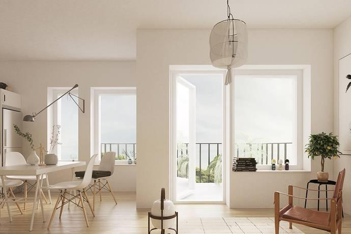 Bild: 3 rum bostadsrätt på Beckomberga Allé 15, Stockholms kommun