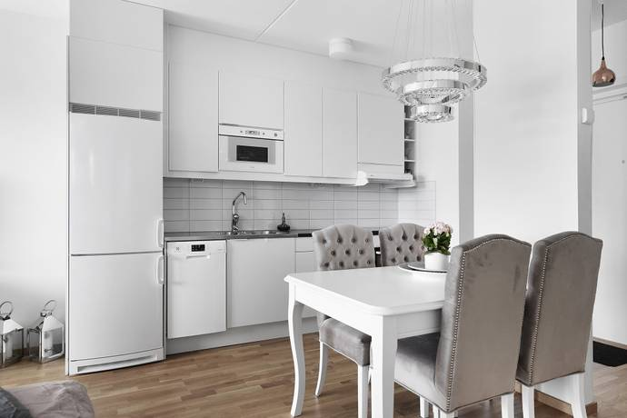 Bild: 2 rum bostadsrätt på Oxenstiernas Allé 22, Sundbybergs kommun Ursvik