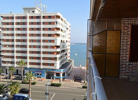 Bild: 4 rum bostadsrätt på Stor, attraktiv, totalrenoverad lgh i centrum, Spanien Torrevieja Centrum