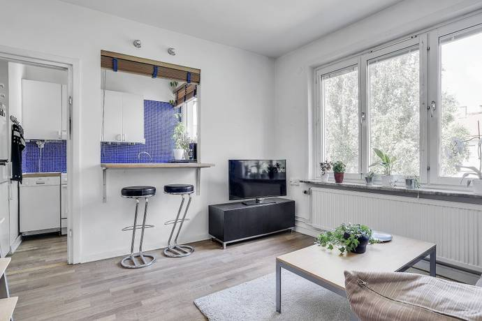 Bild: 1 rum bostadsrätt på Tritonvägen 6, Sundbybergs kommun Sundbyberg / Lilla Alby