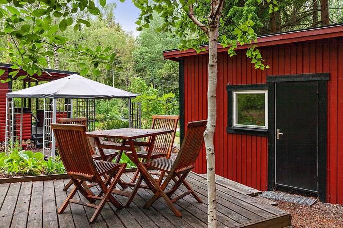 Bild: 2 rum fritidshus på Sandstensvägen 16, Södertälje kommun Enhörna