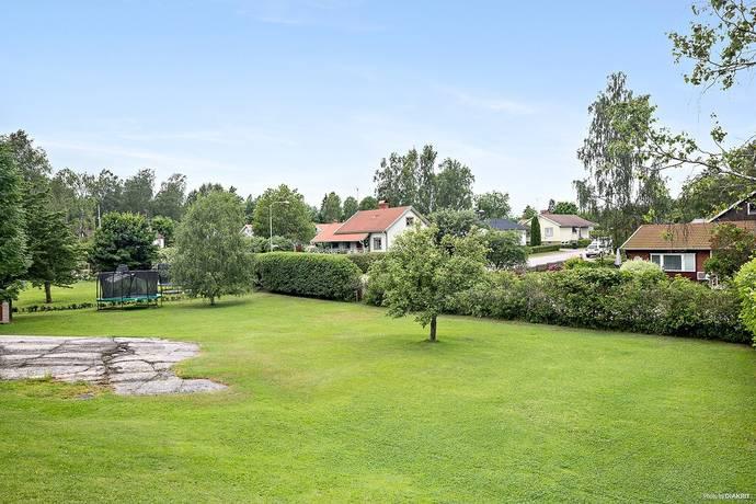 Bild: tomt på Storspovsvägen 41, Karlstads kommun Skattkärr
