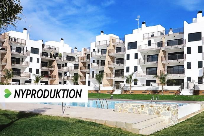 Bild: 3 rum bostadsrätt på Nya, strandnära lägenheter med havsutsikt > Bioko II, Spanien Costa Blanca - Mil Palmeras