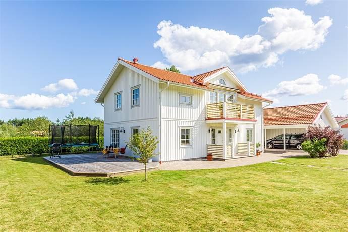 Bild: 6 rum villa på Kullerstensvägen 9, Gävle kommun Hille