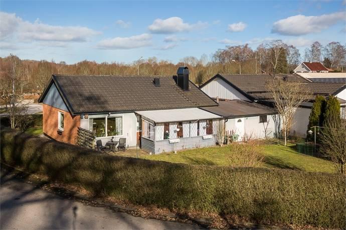 Bild: 4 rum villa på Trastvägen 9, Olofströms kommun Jämshög