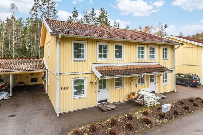 Bild: 4 rum bostadsrätt på Blinkastigen 40, Avesta kommun Avesta - Skogsbo