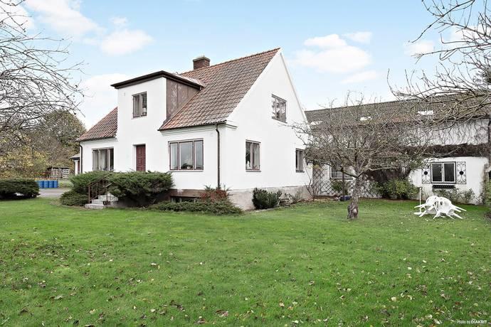 Bild: 6 rum villa på Gamla Prästavägen 585, Sjöbo kommun Vanstad