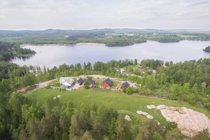 Bild: tomt på Sjölund Tomt nr 2, Vetlanda kommun Sjölund
