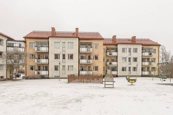 Bild: 1 rum bostadsrätt på Hellbergsgatan 17, Sundsvalls kommun Skönsberg
