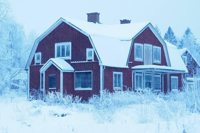 Bild: villa på Bergbacksvägen 4, Storfors kommun Lungsund/Lundsberg