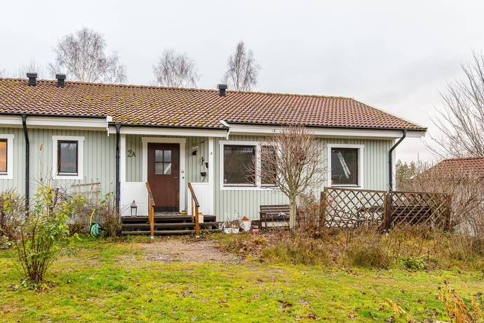 Bild: 3 rum radhus på Steiners väg 2 A, Katrineholms kommun Bie