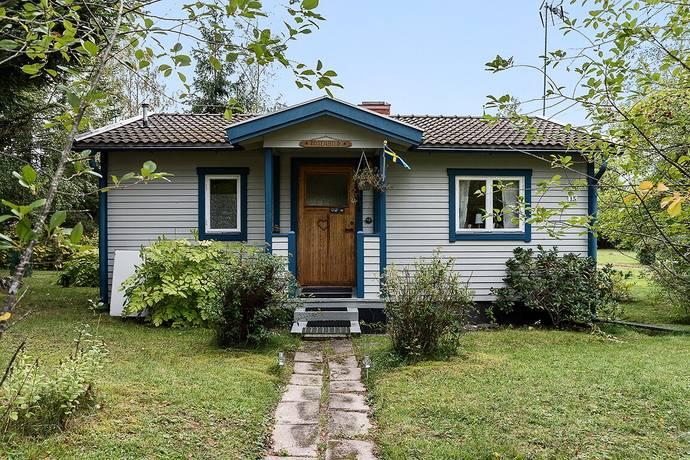 Bild: 2 rum fritidshus på Stämsviksvägen 15, Håbo kommun Stämsvik