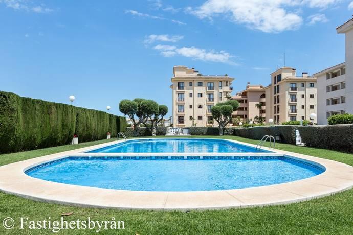 Bild: 4 rum bostadsrätt på Centralt läge., Spanien Albir | Costa Blanca