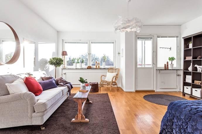 Bild: 1,5 rum bostadsrätt på Ritargatan 6 B, Uppsala kommun Salabacke