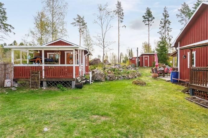 Bild: 3 rum fritidshus på Snatra 337, Tierps kommun Karlholm