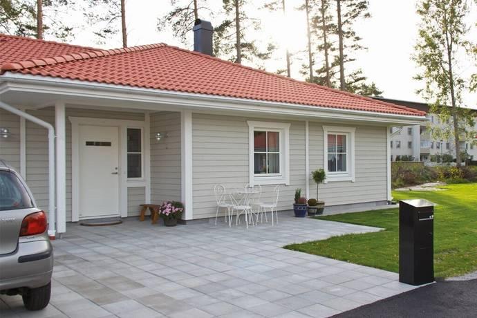 Bild: 3 rum villa på Krokusgatan 3, Herrljunga kommun