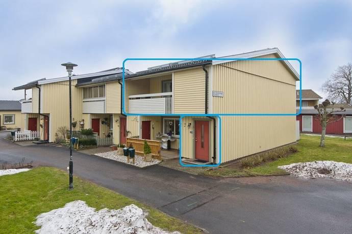 Bild: 2 rum bostadsrätt på Västra Drottningvägen 12A, Tidaholms kommun Centralt
